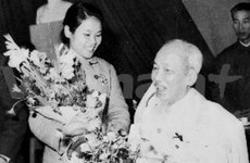Uncle Ho's 121st birthday celebrated
