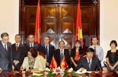 VN, Morocco target 100 million USD trade