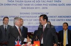 UK aid helps Vietnam fulfil MDGs