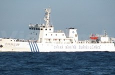 Chinese marine surveillance ships violate VN's sovereignty