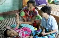 British activist calls for compensation for Vietnamese AO victims