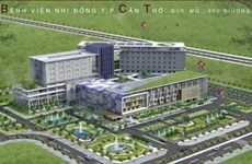 New facility for Can Tho Children's Hospital