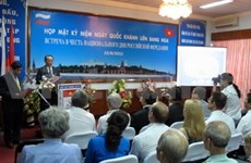 Vietnam-Russia strategic partnership deepened