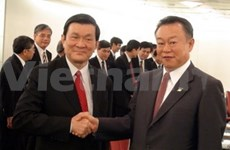 VN calls for more investment from Japan's Kansai region
