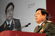Vietnam's security closely linked with regional security