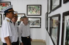 Photo exhibition on General Giap opens in Da Nang