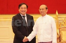 Vietnam, Myanmar agree to boost cooperation