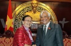 VN, Cambodia boost legislative exchanges