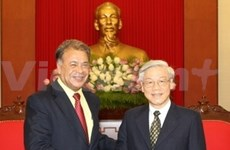 Mexican Senator: Vietnam a land of opportunity