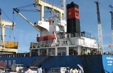 Vung Ang port company begins operation