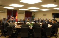 US-Vietnam dialogue opens