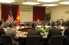 Vietnam, US talk bilateral and regional security