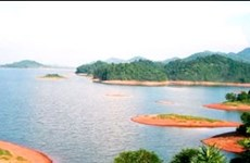 Thai Nguyen zones off national tourist site