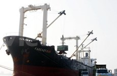 Vietnam exports high-pressure vessel to Singapore