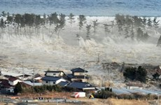 Japan faces tsunami as sequel to huge quake