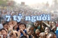 Vietnam responds to World Population Day
