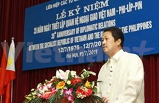 VN-Philippines diplomatic ties marked in Hanoi