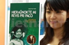 VN bestseller now in Esperanto