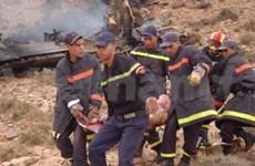 Condolences to Morocco over plane crash
