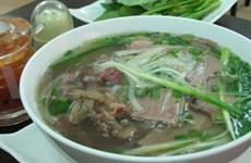 VN's pho, spring roll listed in top world foods