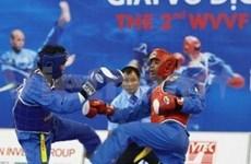 Vietnam triumphs at vovinam champs