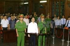 Appeal court upholds sentence on Cu Huy Ha Vu