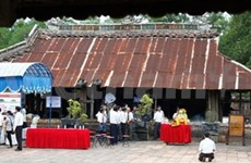More efforts to restore historic Hue relic site