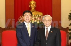 RoK's Grand National Party praises CPV ties