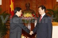 PM receives outgoing Indonesian ambassador