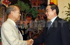 Deputy PM commends former UNESCO official