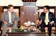 Vietnam considers US as leading partner