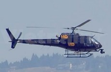 Private helicopter service opens in VN