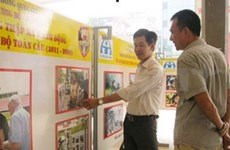 Photo exhibition on traffic safety underway