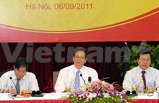 Vietnam's efforts to cope with crisis highlighted