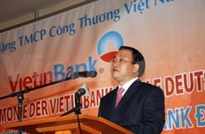 First Vietnamese bank opens branch in Europe