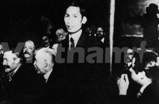 French paper features President Ho Chi Minh