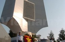 Workshop marks Ho Chi Minh trail at sea