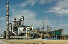 Refinery back at full throttle