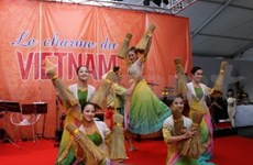 Vietnam opens pavilions at L'humanite festival