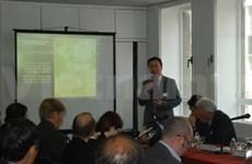 Seminar discuses maritime security in East Sea