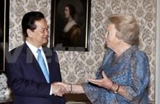 Prime Minister meets Dutch Queen