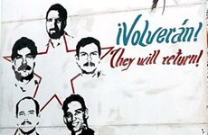 Friendship association backs release of five Cubans