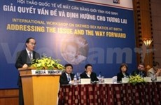 Concern in VN over growing gender imbalance