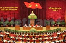 Party Central Committee convenes third meeting