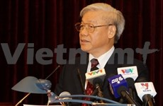 Party Central Committee third meeting ends