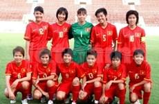 Regional women's football: Vietnam wins Singaporean