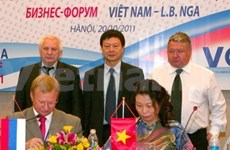 Vietnam, Russia boost trade, investment