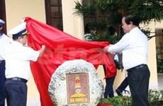 Da Nang receives gifts from Truong Sa