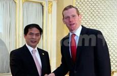 Vietnam, UK hold first strategic dialogue meeting
