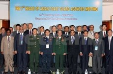 Marine agencies agree on closer security links
